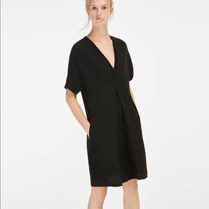 Massimo Dutti black dress